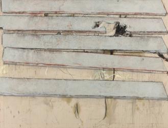 Mixed Media on Canvas, 130x170cm, 2012