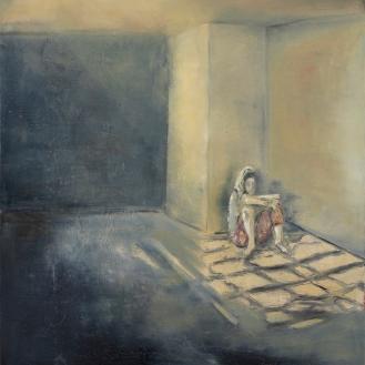 Mixed Media on Canvas, 140x115cm, 2012