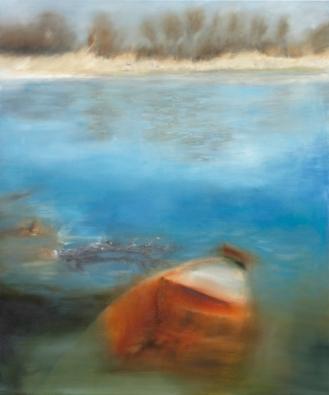 Mixed Media on Canvas, 150x120cm, 2012
