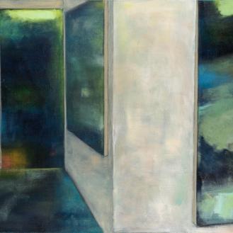 Mixed Media on Canvas, 160x180cm, 2013