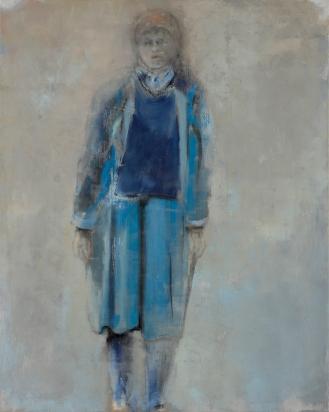 Mixed Media on Canvas, 180x150cm, 2012