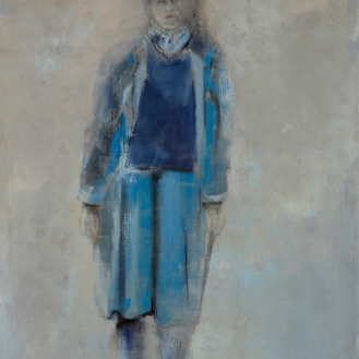 Mixed Media on Canvas, 180x150cm, 2012