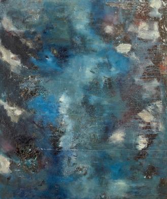 Mixed Media on Canvas, 180x160cm, 2013