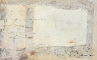 Mixed Media on Canvas, 100x160cm, 2013