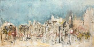 Mixed Media on Canvas, 90x160cm, 2013
