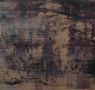 Mixed Media on Canvas, 140x148cm, 2016