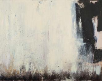 Mixed Media on Canvas, 185x200cm, 2015