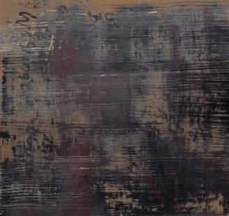Mixed Media on Canvas, 132x140cm, 2016
