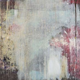 Mixed Media on Canvas, 140x270cm, 2015