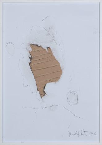 Mixed Media on Canvas, 100x70cm, 2016