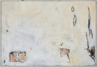 Mixed Media on Canvas, 150x220cm, 2015