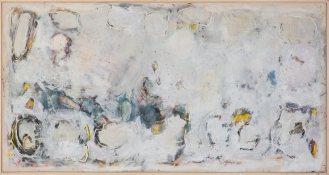 Mixed Media on Canvas, 135x250cm, 2015