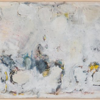 Mixed Media on Canvas, 135x250cm, 2015