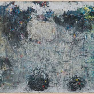 Mixed Media on Canvas, 146x260cm, 2015