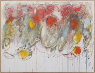 Mixed Media on Canvas, 200x260cm, 2015