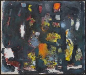 Mixed Media on Canvas, 190x220cm, 2015