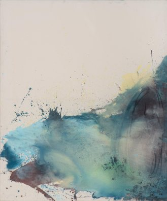 Mixed Media on Canvas, 150x125cm, 2015