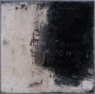 Mixed Media on Canvas, 100x100cm, 2014