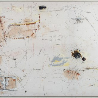 Mixed Media on Canvas, 145x220cm, 2014