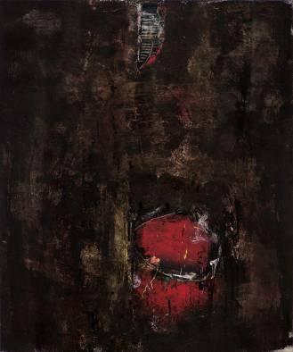 Mixed Media on Canvas, 180x150cm, 2016