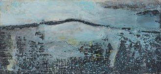 Mixed Media on Canvas, 80x175cm, 2016