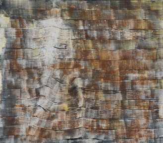 Mixed Media on Canvas, 140x150cm, 2016