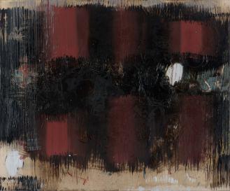 Mixed Media on Canvas, 150x180cm, 2016