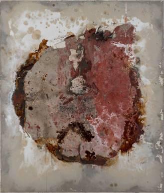 Mixed Media on Canvas, 130x110cm, 2014