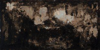 Mixed Media on Canvas, 115x220cm, 2017