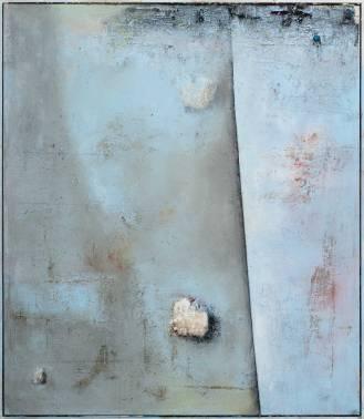 Mixed Media on Canvas, 220x190cm, 2017