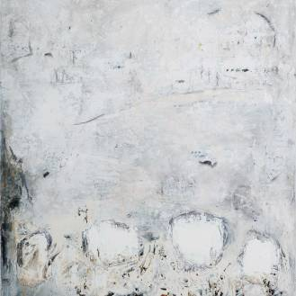 Mixed Media on Canvas, 180x150cm, 2017