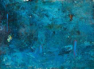 Mixed Media on Canvas, 150x210cm, 2017
