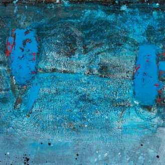 Mixed Media on Canvas, 120x145cm, 2017