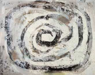 Mixed Media on Canvas, 158x200cm, 2017