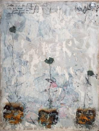 Mixed Media on Canvas, 280x210cm, 2017