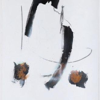 Mixed Media on Canvas, 159x124cm, 2017