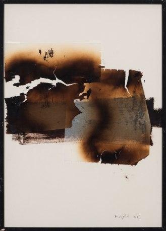 Mixed Media on Canvas, 104x73cm, 2017