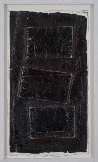 Mixed Media on Canvas, 120x74cm, 2014