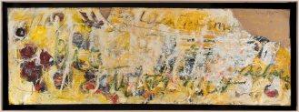 Mixed Media on Canvas, 80x220cm, 2013