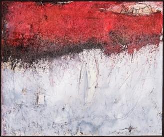 Mixed Media on Canvas, 103x120cm, 2018