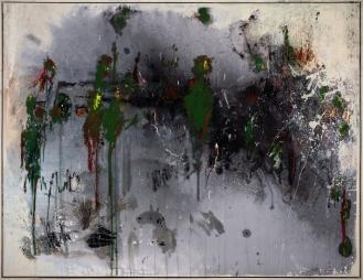 Mixed Media on canvas, 200x260cm, 2019