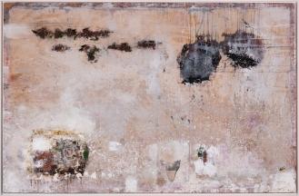 Mixed Media on canvas, 140x220cm, 2019