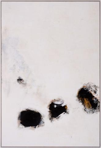 Mixed Media on canvas, 210x140cm, 2019