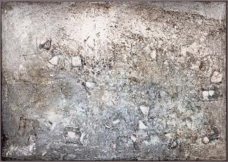 Mixed Media on canvas, 110x130cm, 2018