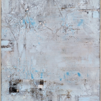 mixed media on canvas, 190x160cm, 2020