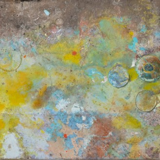 mixed media on canvas, 150x200cm, 2020