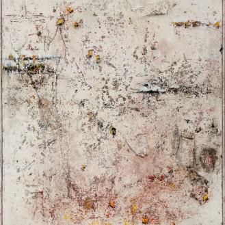 mixed media on canvas, 192x160cm, 2020