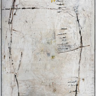 mixed media on canvas, 220x175cm, 2020